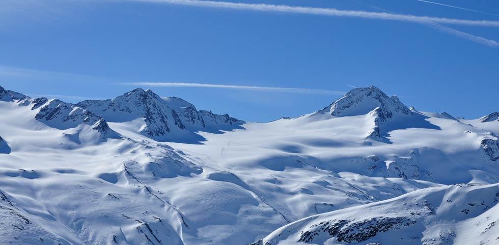 raid à ski en ötztal