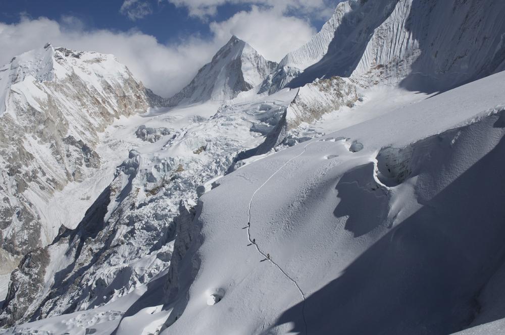 expédition au Nepal