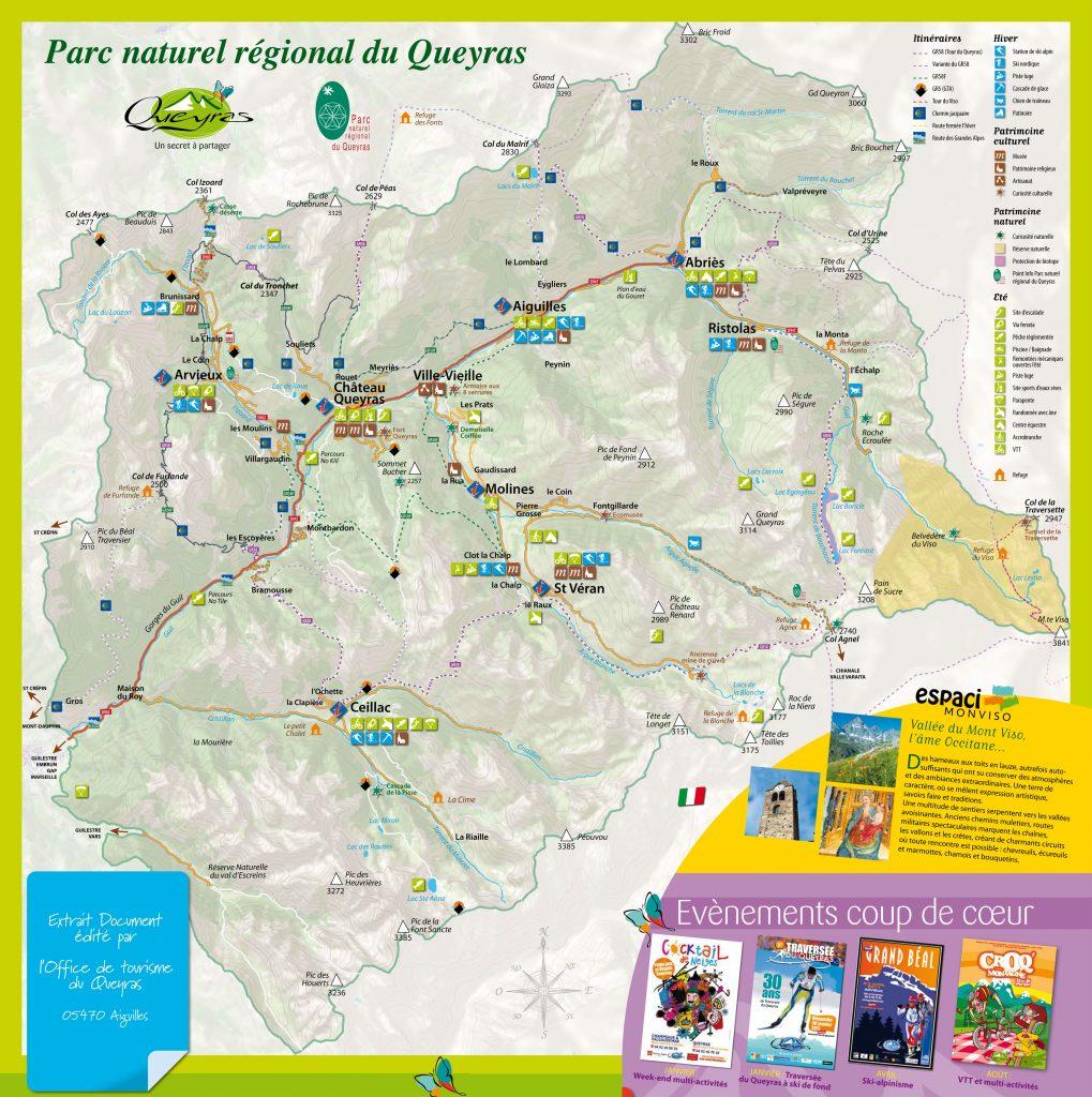 le parc naturel du Queyras