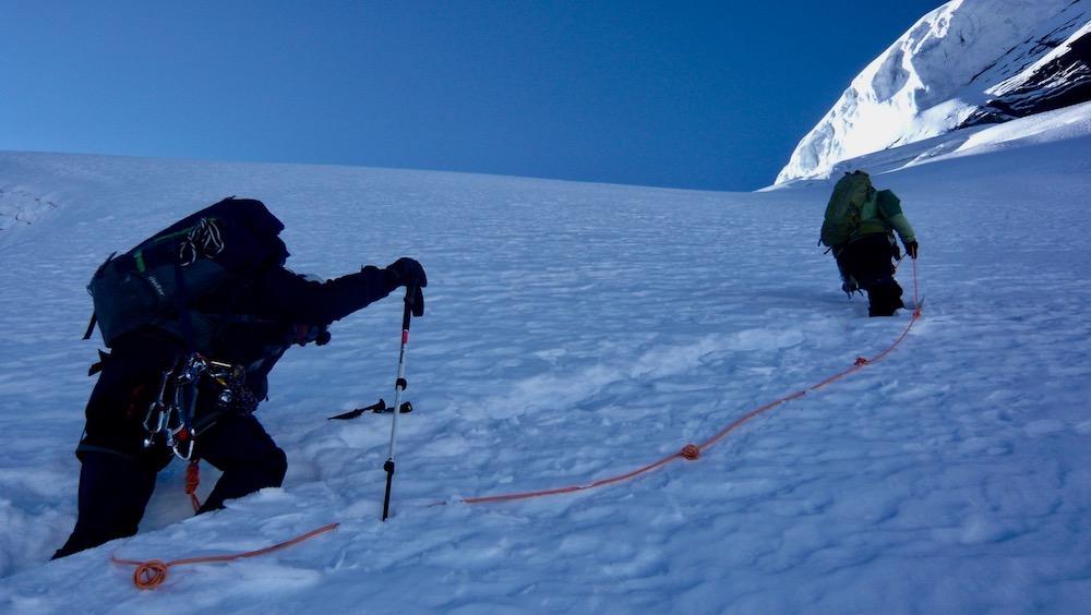 gyaekochen ascent