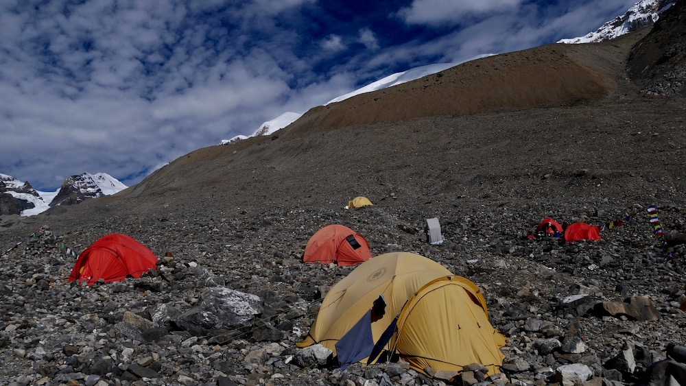 lugula base camp