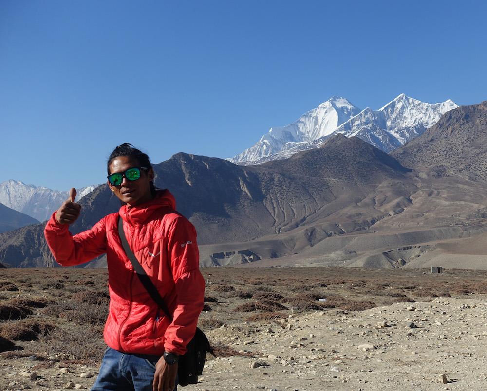 Rajan, Himalayan Travellers