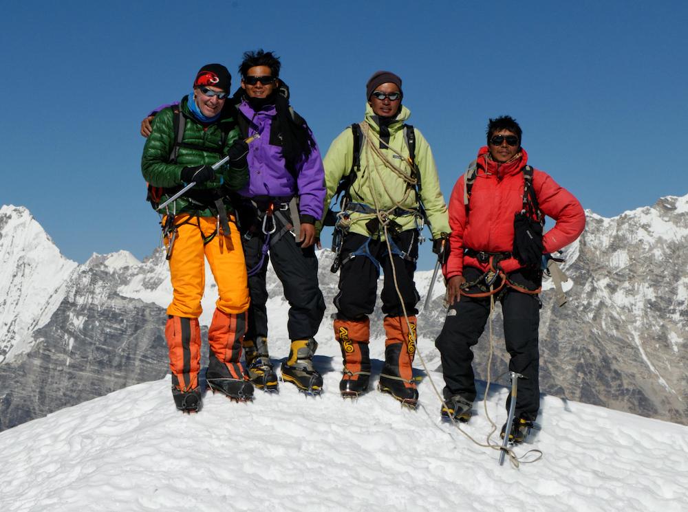 Rajan, Himalayan Traveller