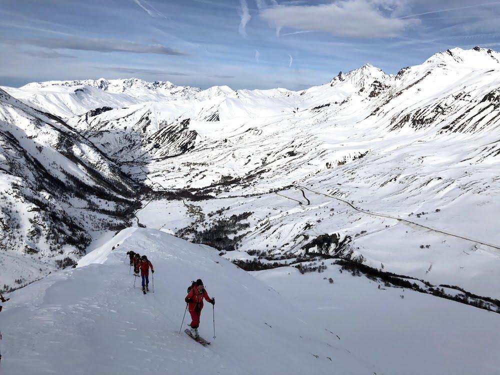 Ski de randonnée Paulo Grobel