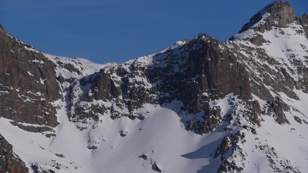 alpinisme hivernal au pays de la meije