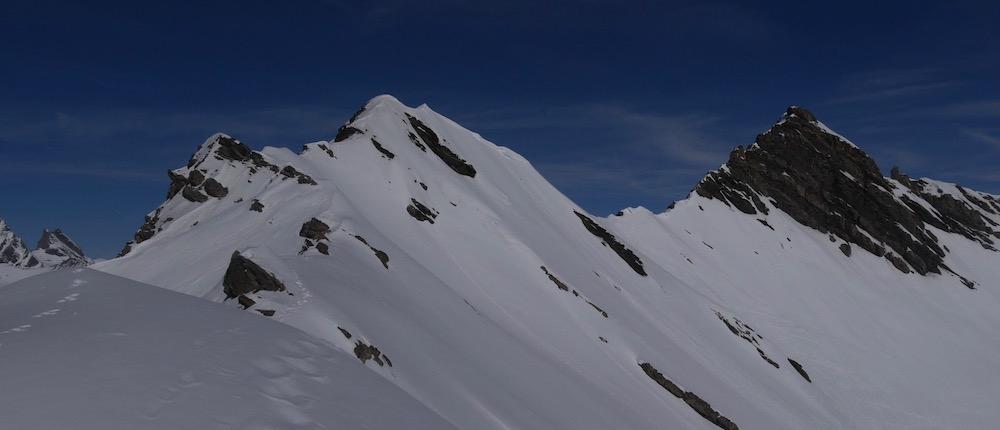 la traversée des 3 Évêchés en hiver