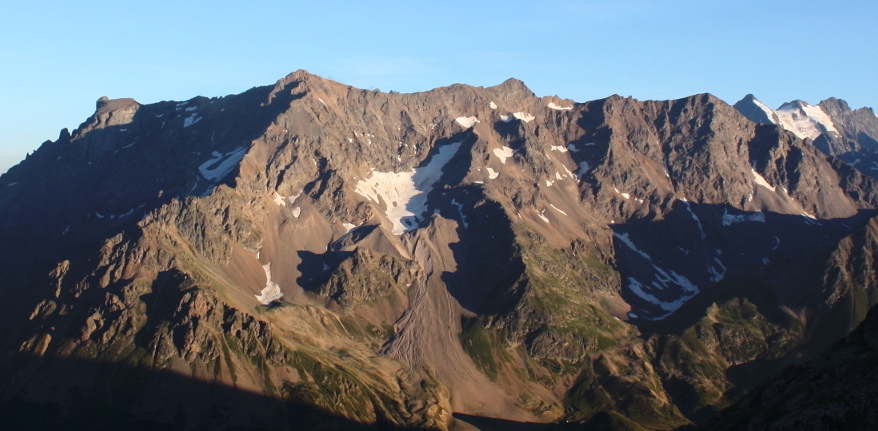 le glacier du combeynot