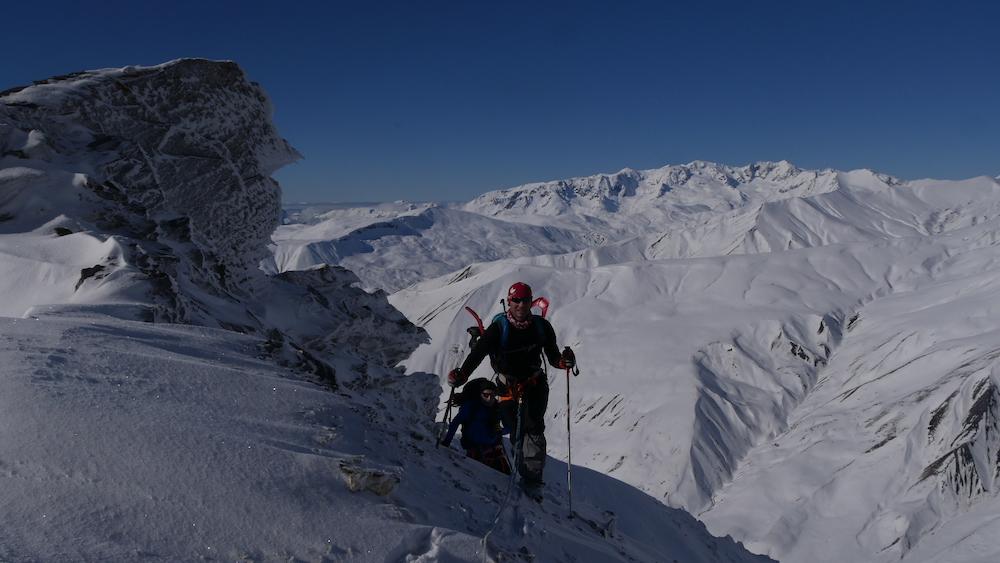 raquette alpinisme