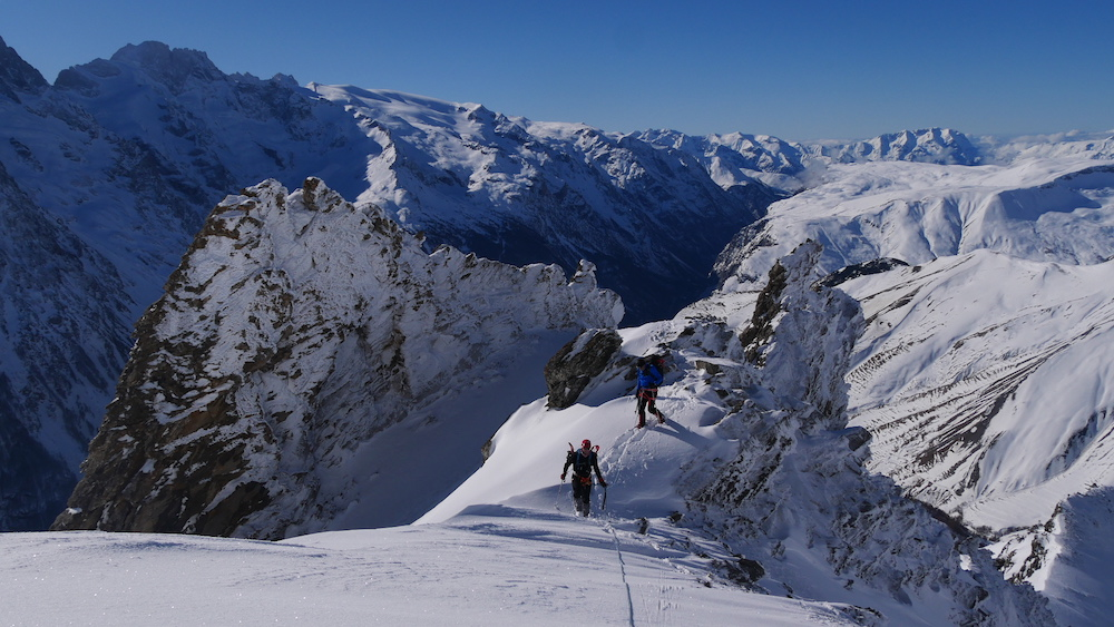 raquette alpine