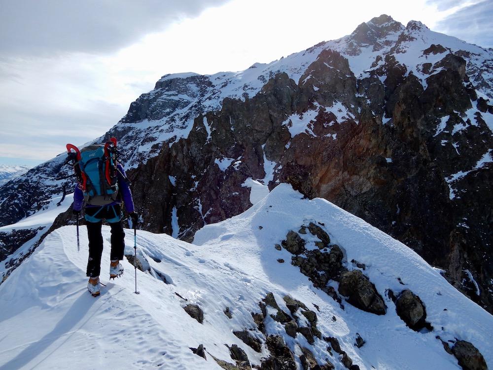 raquettes alpinisme