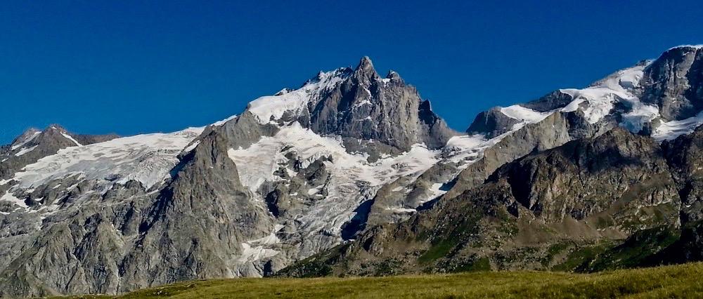 initiation à l'alpinisme dans les écrins