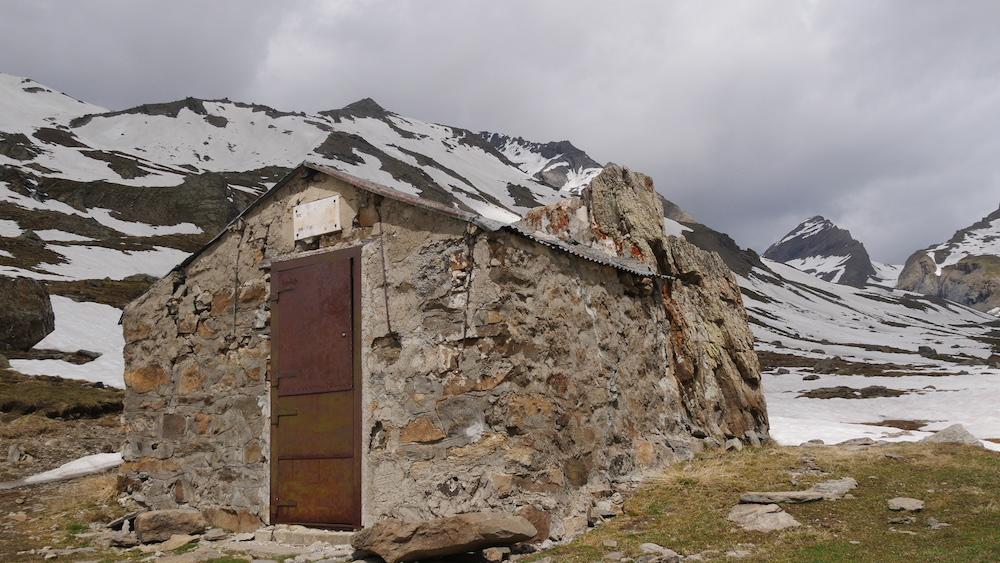Et le refuge Carraud, maintenant fermé...