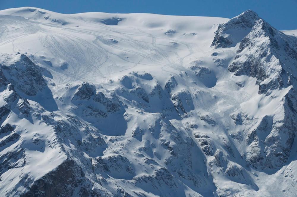 initiation ski de randonnée à La Grave