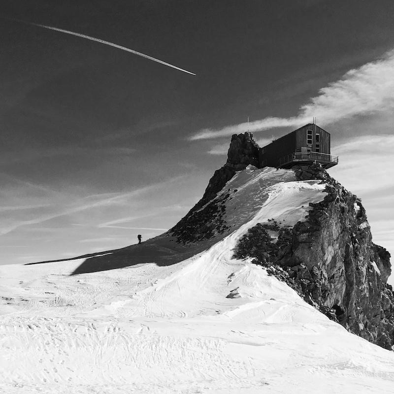 le tour de la neige à ski