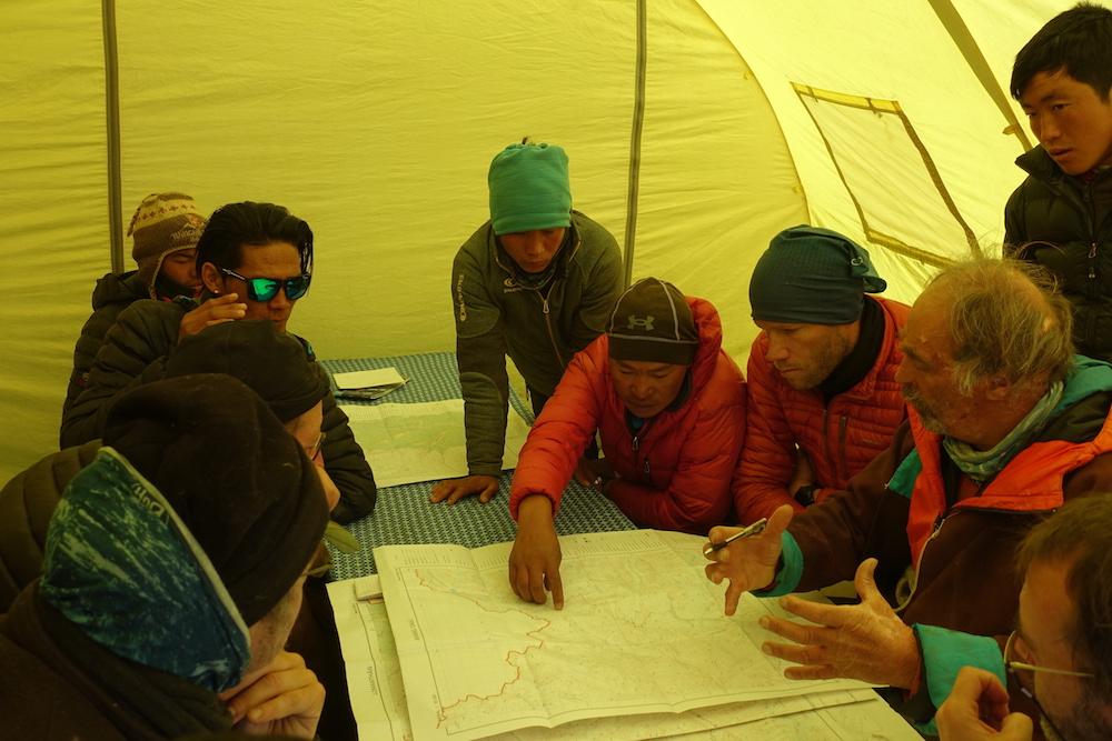 expédition 2021 au Népal