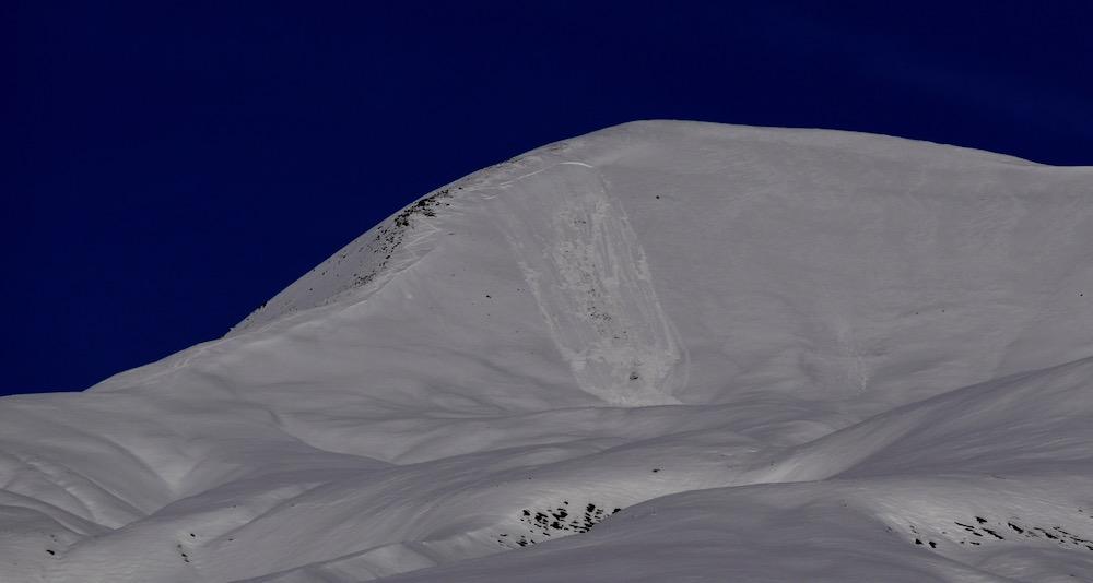 avalanche, buffe du milieu