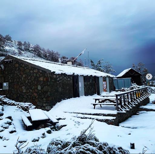 l'Alta Strada en hiver