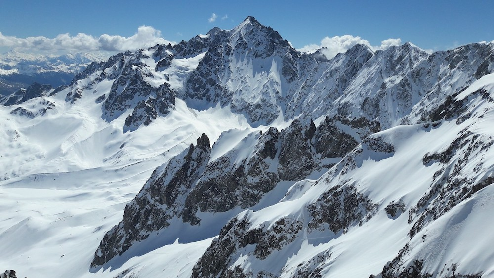 perfectionnement au ski de rando