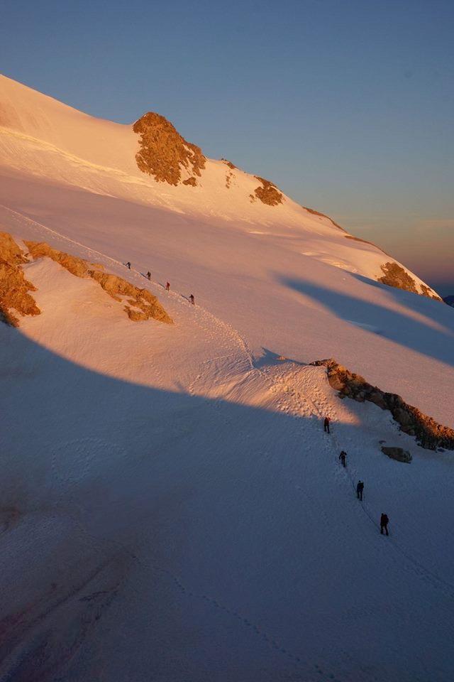 initiation ++ à l'alpinisme