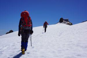 initiation à l'alpinisme