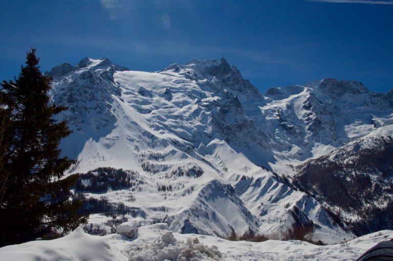Tour de la Meije à ski