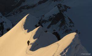 stage de perfectionnement à l'alpinisme