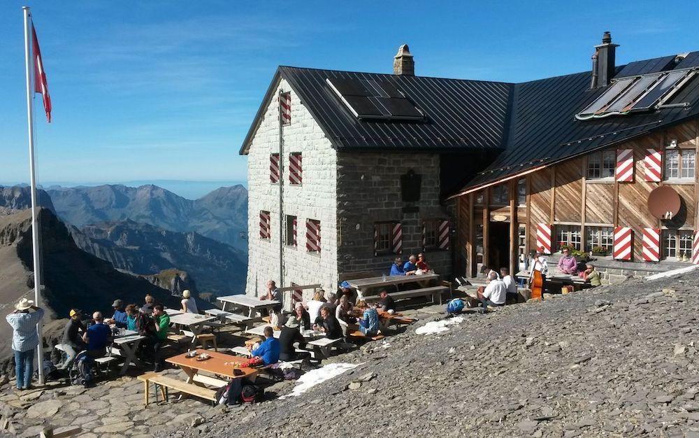 alpinisme dans l'Oberland