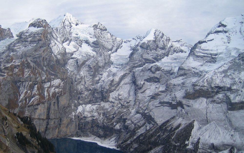 séjour de perfectionnement à l'alpinisme