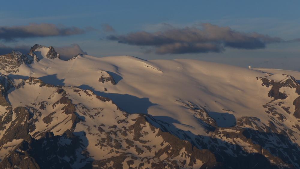 les glaciers des Écrins