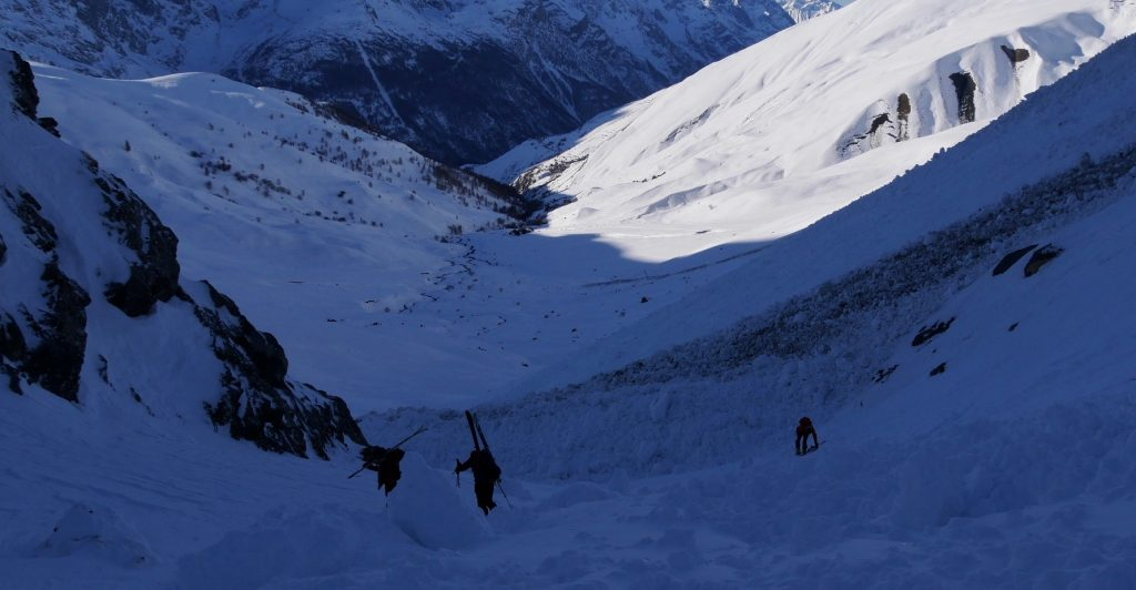 stage neige et avalanche