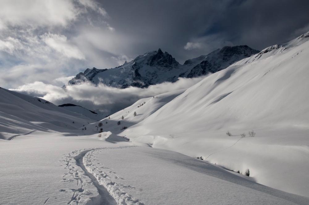 perfectionnement ski de randonnée à La Grave