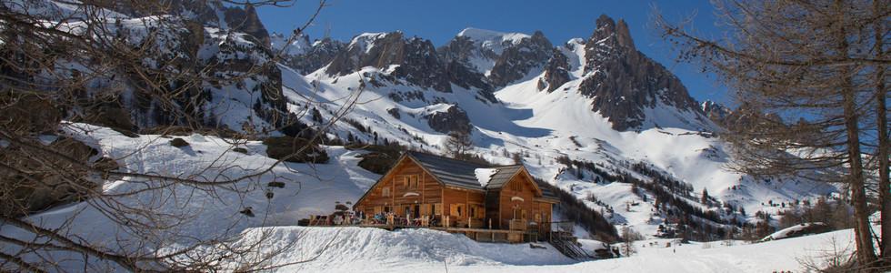 le mont thabor à ski