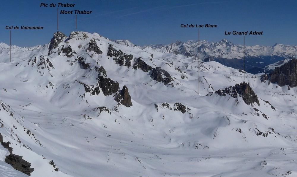 le thabor à ski