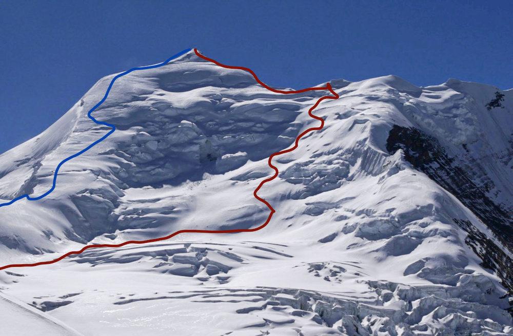 les expéditions 2021 au Népal