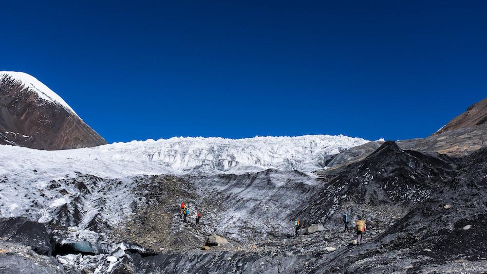 mukot himal expedition