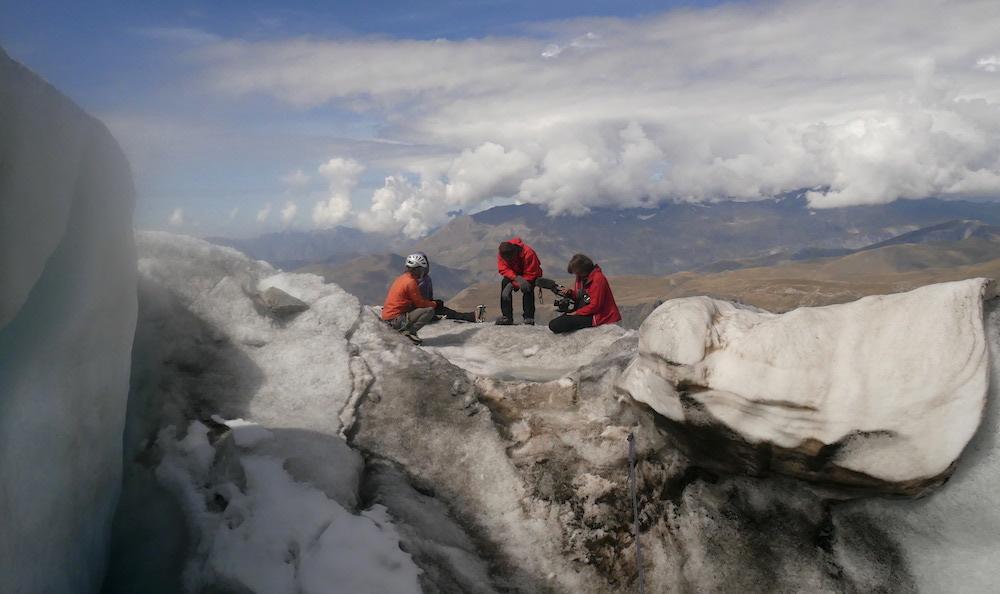 collectif glacier
