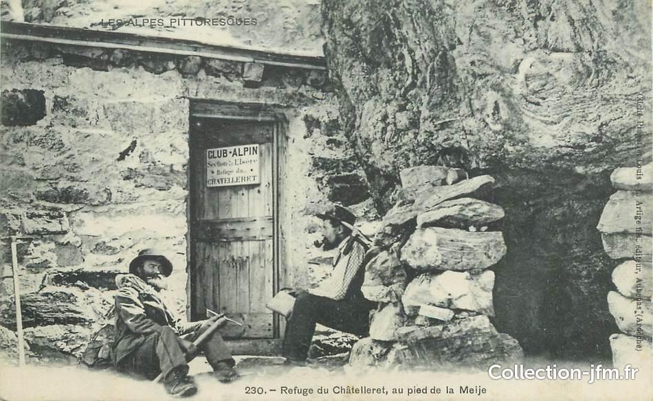 le refuge du Chatelleret