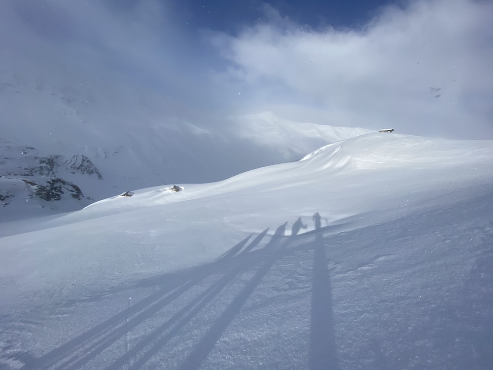 Les fantômes de la Grande traversée des Alpes...