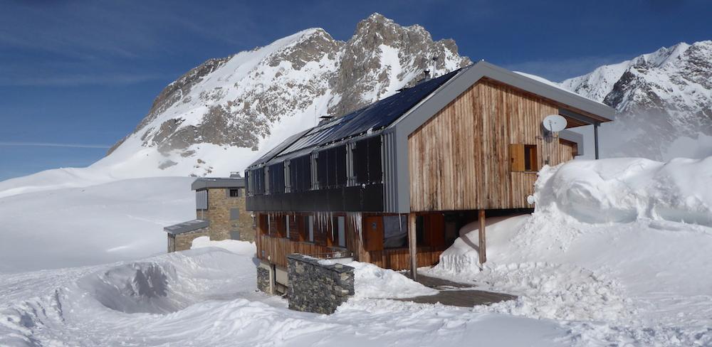 Grande Traversée des Alpes à ski