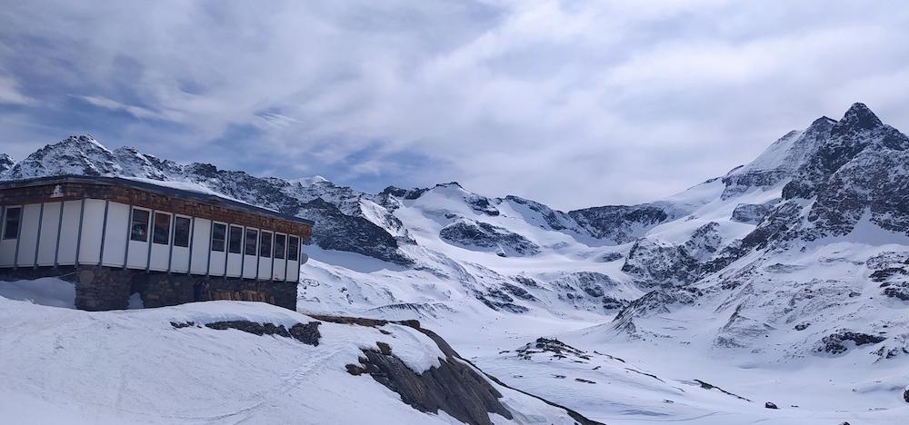 Un refuge emblématique de la Haute Maurienne.