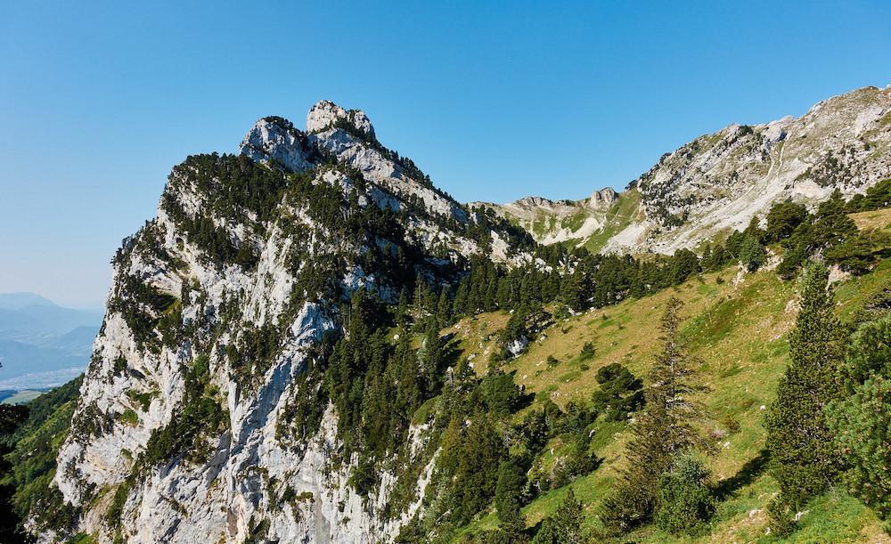 randonnées du vertige en chartreuse
